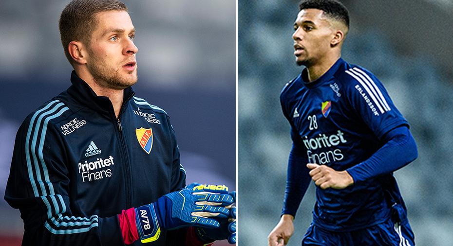 Djurgårdens glädjebesked: Två spelare tillbaka i matchtruppen efter lång frånvaro