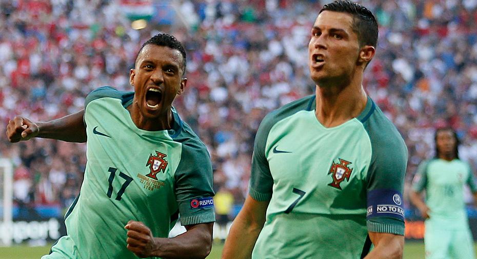 """Förre United-spelaren: """"Ronaldo har lärt sig mycket av mig"""""""