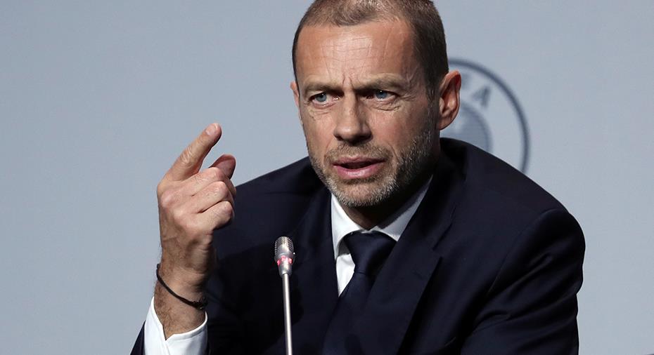 Uppgifter: Uefas krav för att flytta EM - miljardbelopp i kompensation