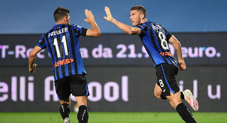 TV: Atalanta med makalös vändning mot Lazio - vände 0-2 till 3-2