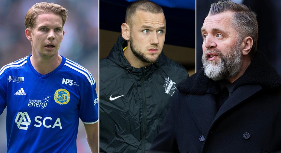 """Blomberg fortsatt aktuell för AIK - Milosevic inte kvar: """"Skulle hålla igång på egen hand"""""""