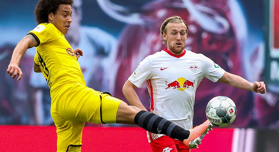 """Forsberg besviken efter förlusten mot Dortmund: """"För många misstag"""""""