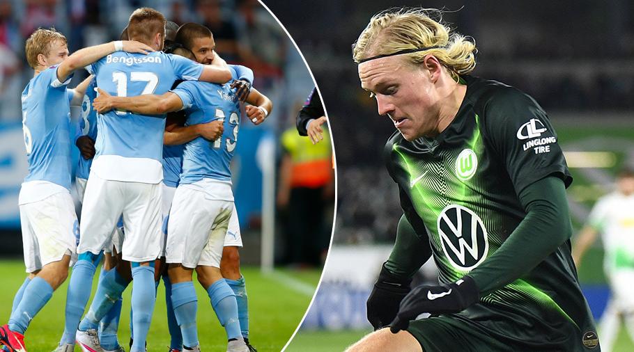 """Wolfsburg-spelaren minns MFF: """"Jag är från Salzburg - upplevt smärtan"""""""