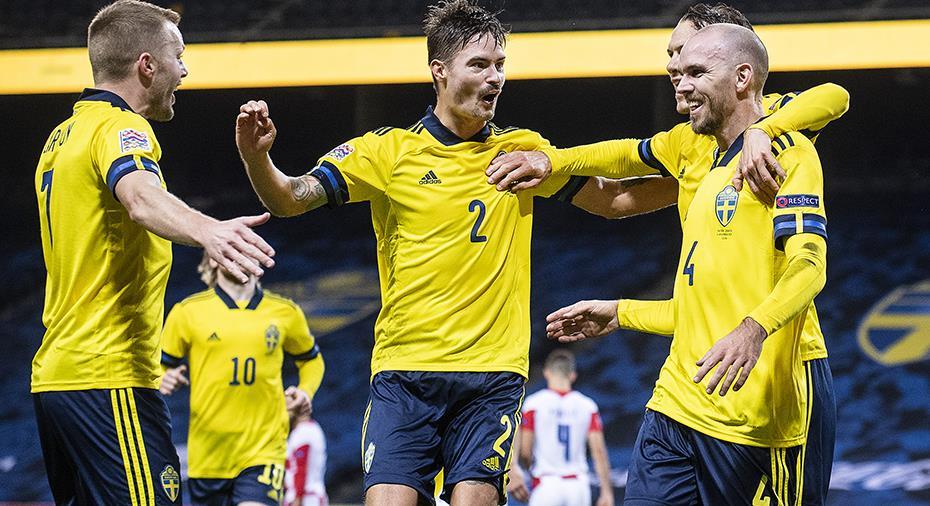 TV: JUST NU: Kroatien reducerar till 2-1