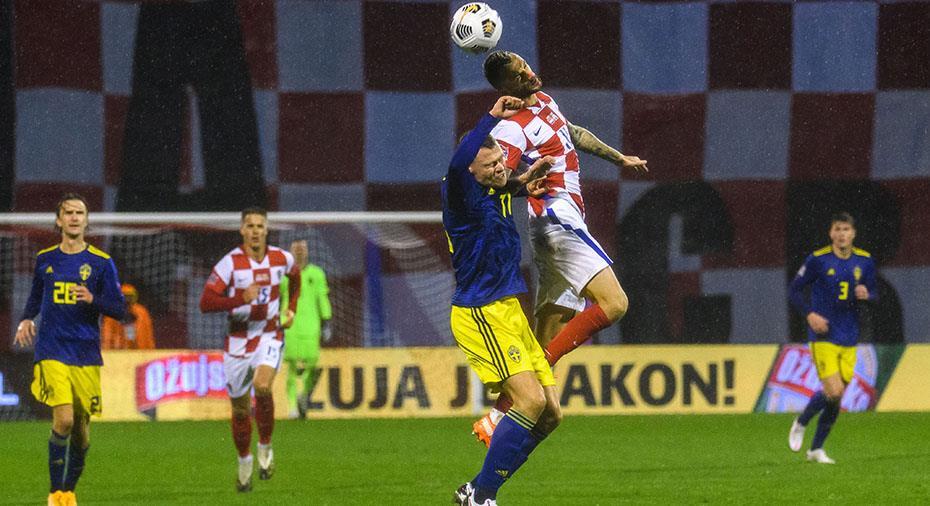 Kroatien bekräftar: två nya coronafall inför Sverige-matchen