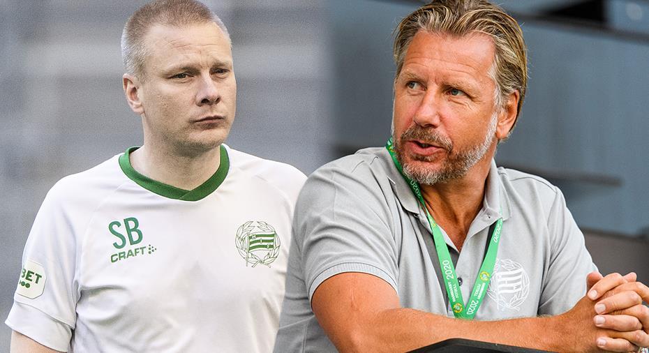 """Jansson om förtroendet för Billborn: """"Stefan sitter säkert"""""""
