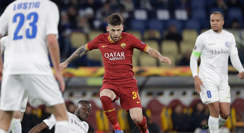 Gent föll mot Roma - Lustigs felpassning blev matchavgörande