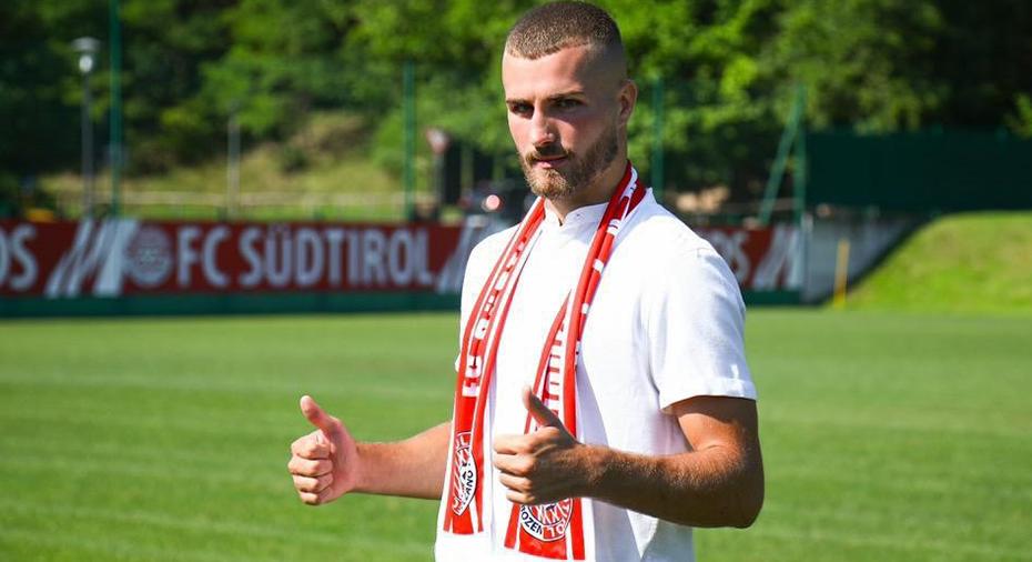 Tränade med Peking och HIF - nu är Karic klar för italiensk klubb