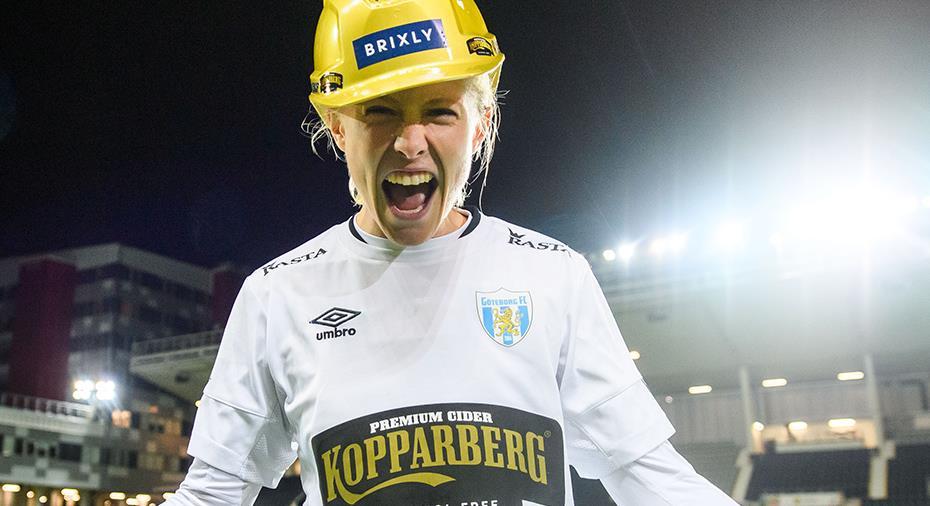 Guldhjälten Rebecka Blomqvist flyttar till tysk storklubb