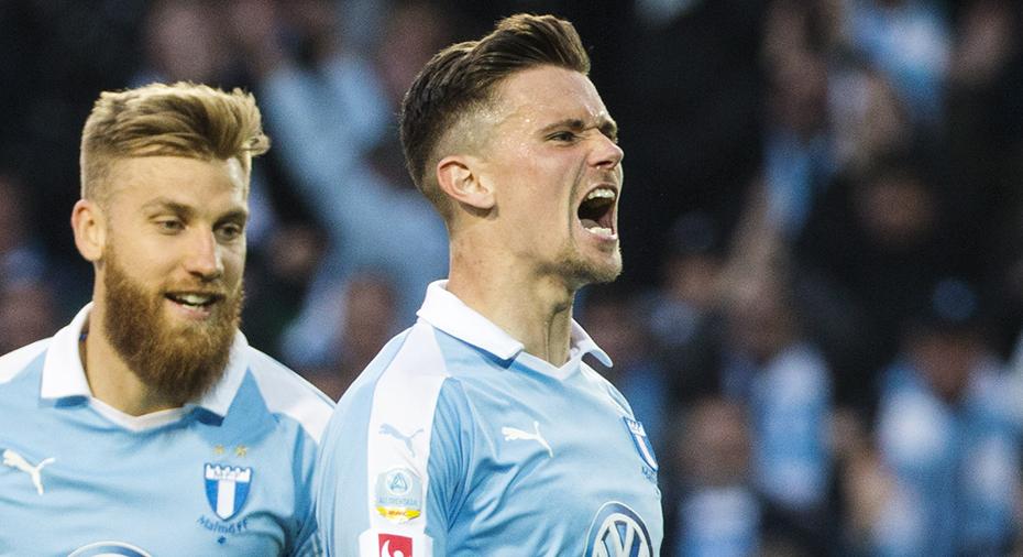 """Malmö FF: Antonsson stressar inte bort från MFF: """"Helt fantastisk förening"""""""
