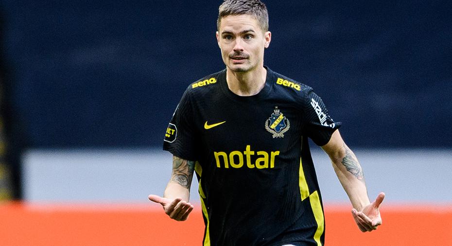 """Lustig vill se ödmjukt AIK i speciell allsvenska: """"Plötsligt ska tränaren gå..."""""""