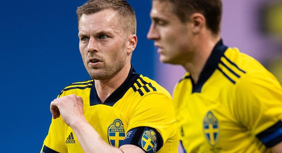 Klart: Sebastian Larsson startar - och är kapten - igen