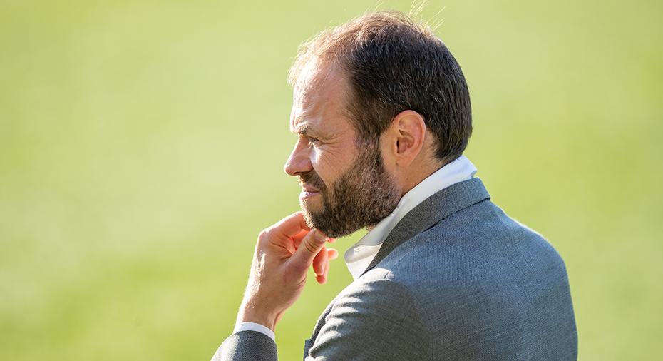 """Delade känslor hos Alm efter 1-1 mot MFF: """"Vi kan inte spela ledsna"""""""