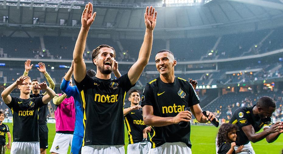 """AIK:s nyförvärv: """"Det kom som en chock"""""""