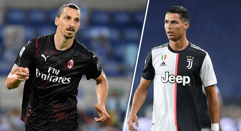"""""""Derby della Zlatan - svensken kan bryta Juventus positiva trend"""""""