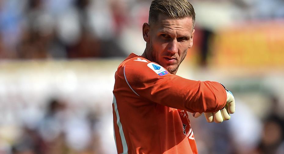 TV: Olsen tillbaka i elvan - släppte in fyra bollar mot Roma