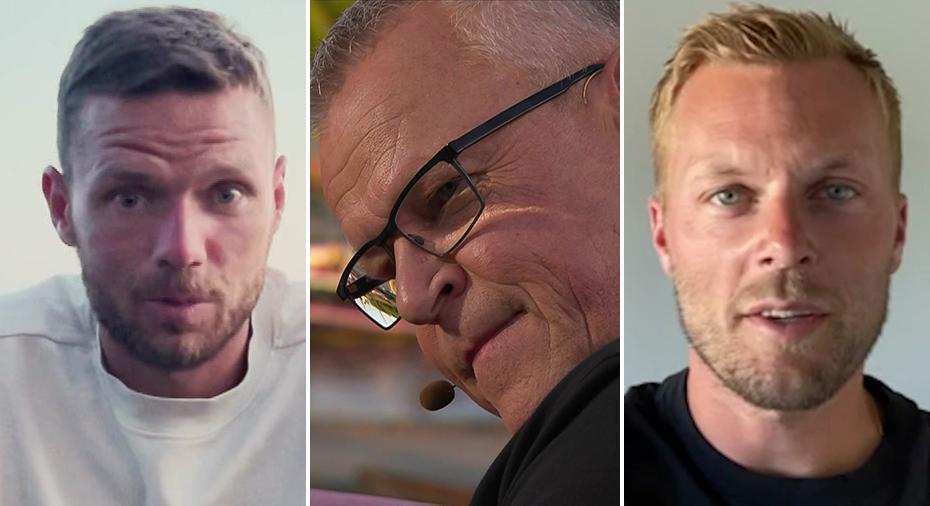 """Janne Andersson rörd efter spelarhyllningarna: """"Kommer sakna dem"""""""