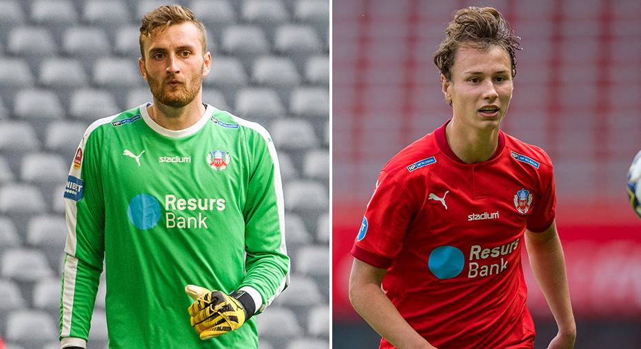 HIF saknar två av tre målvakter mot ÖSK - Timossi osäker för spel