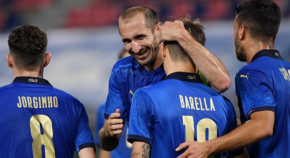 """""""Italiens fina målskillnad fortsätter"""""""