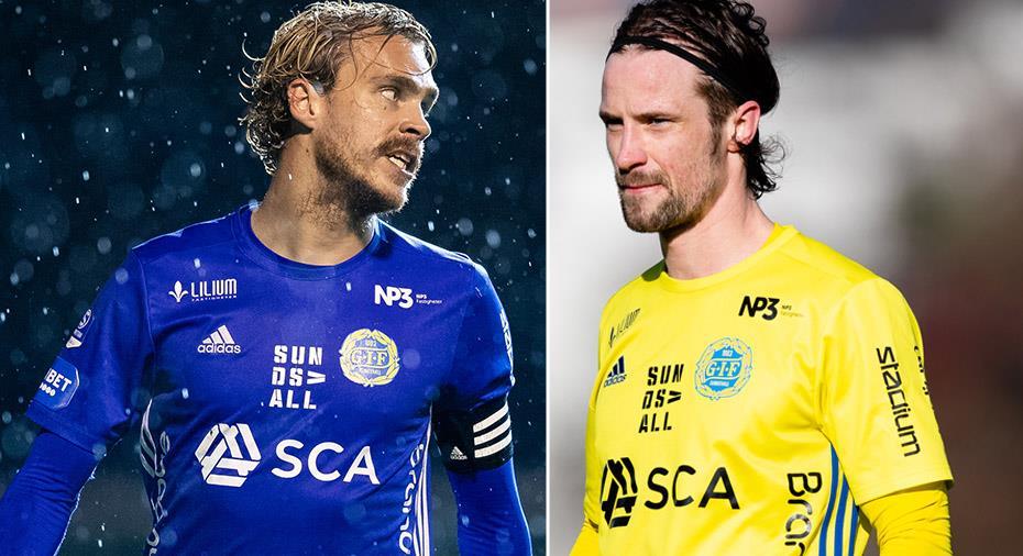 """Engblom och Hallenius ska leda """"Giffarna"""" tillbaka till allsvenskan: """"Så mycket fotboll i sig"""""""