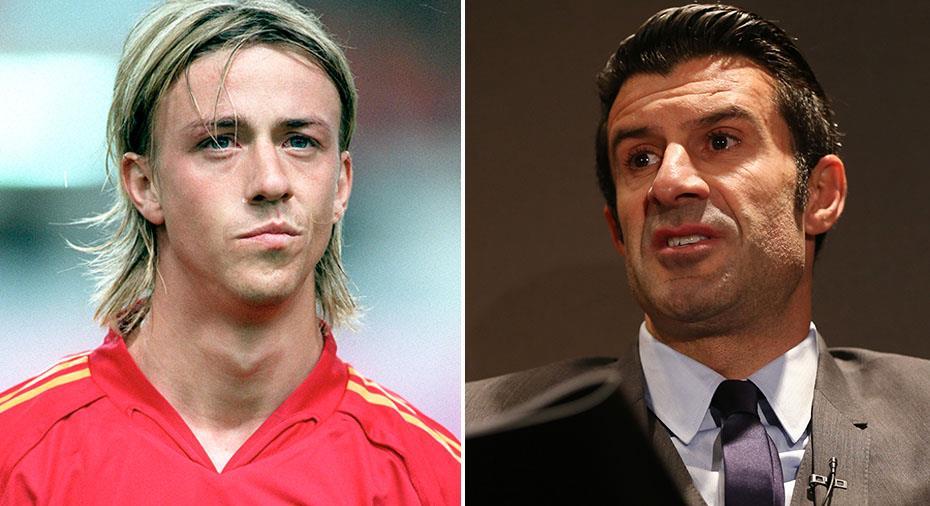 """Nya läckta uttalanden från Perez: """"Figo är en jävla idiot"""""""