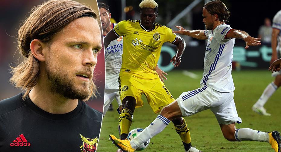 """Pettersson lycklig i Norge - blev petad av ikon i MLS: """"De gjorde allt de kunde för att jag skulle flytta"""""""