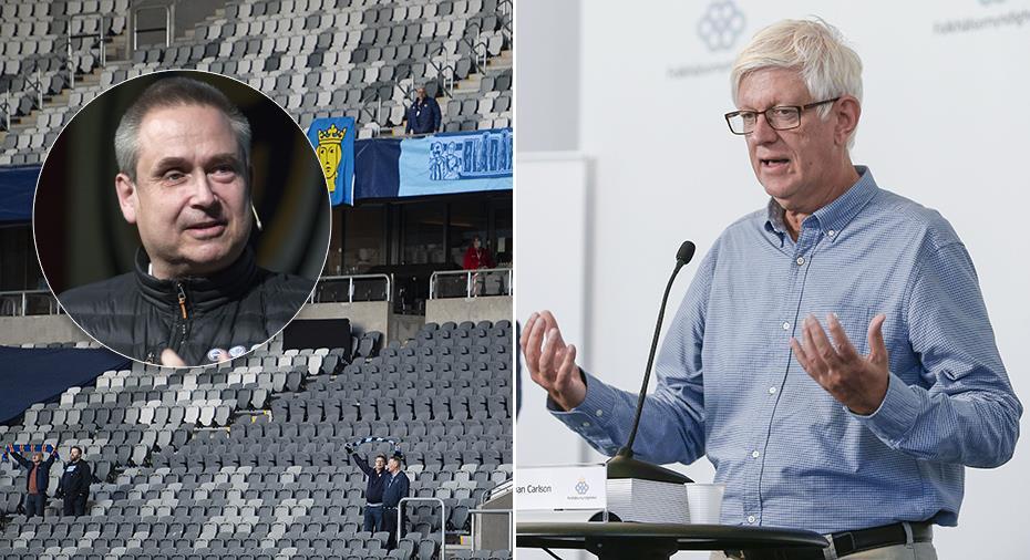 Allsvenska klubbarnas bakslag i publikfrågan: FHM nobbar nytt möte