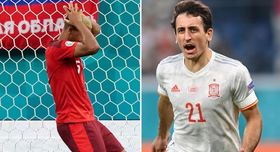Spanien vidare till semifinal efter straffrysare