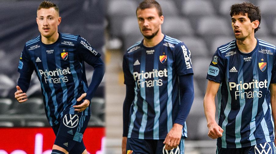 Flera spelare saknas i Djurgården - här är truppen mot ÖFK