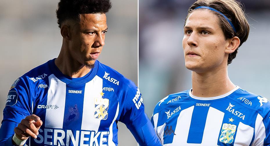 "Dubbla glädjebesked för IFK Göteborg: ""100 procent redo"""