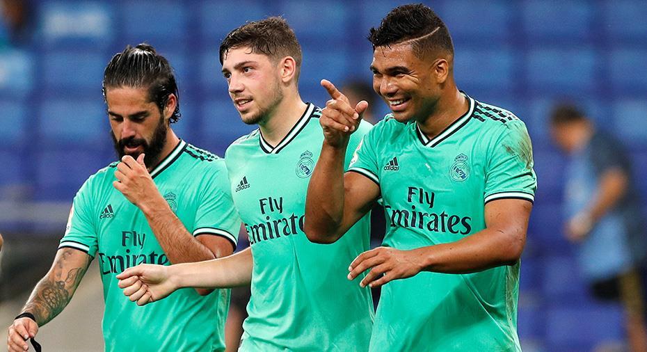 TV: Benzemas briljanta klack frälste Real - drar ifrån i ligatoppen