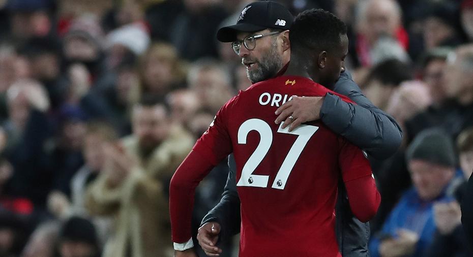 """Liverpool riskerar att bli utan titel – Origi: """"Det vore smärtsamt"""""""