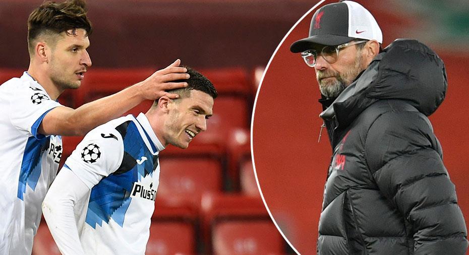 """Atalanta-spelaren: """"Otänkbart att vi skulle slå Liverpool"""""""