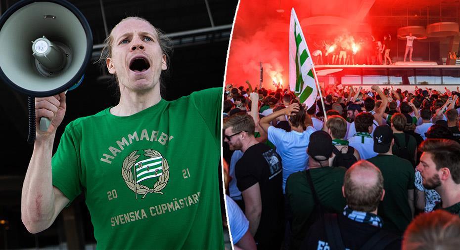 """Hammarby ska kvala till Europa - hoppas på bortaföljen: """"Hade varit helt galet"""""""