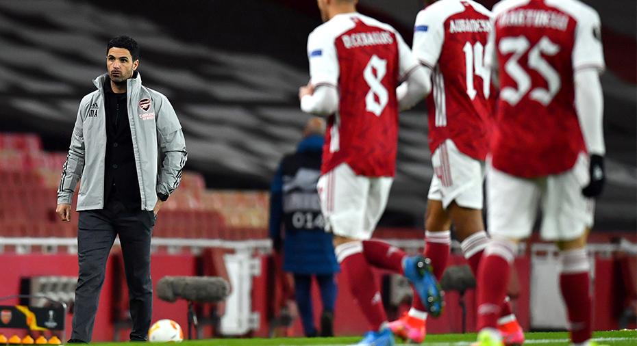 Arsenal-spelare i uppror mot Arteta - uppges ha tröttnat
