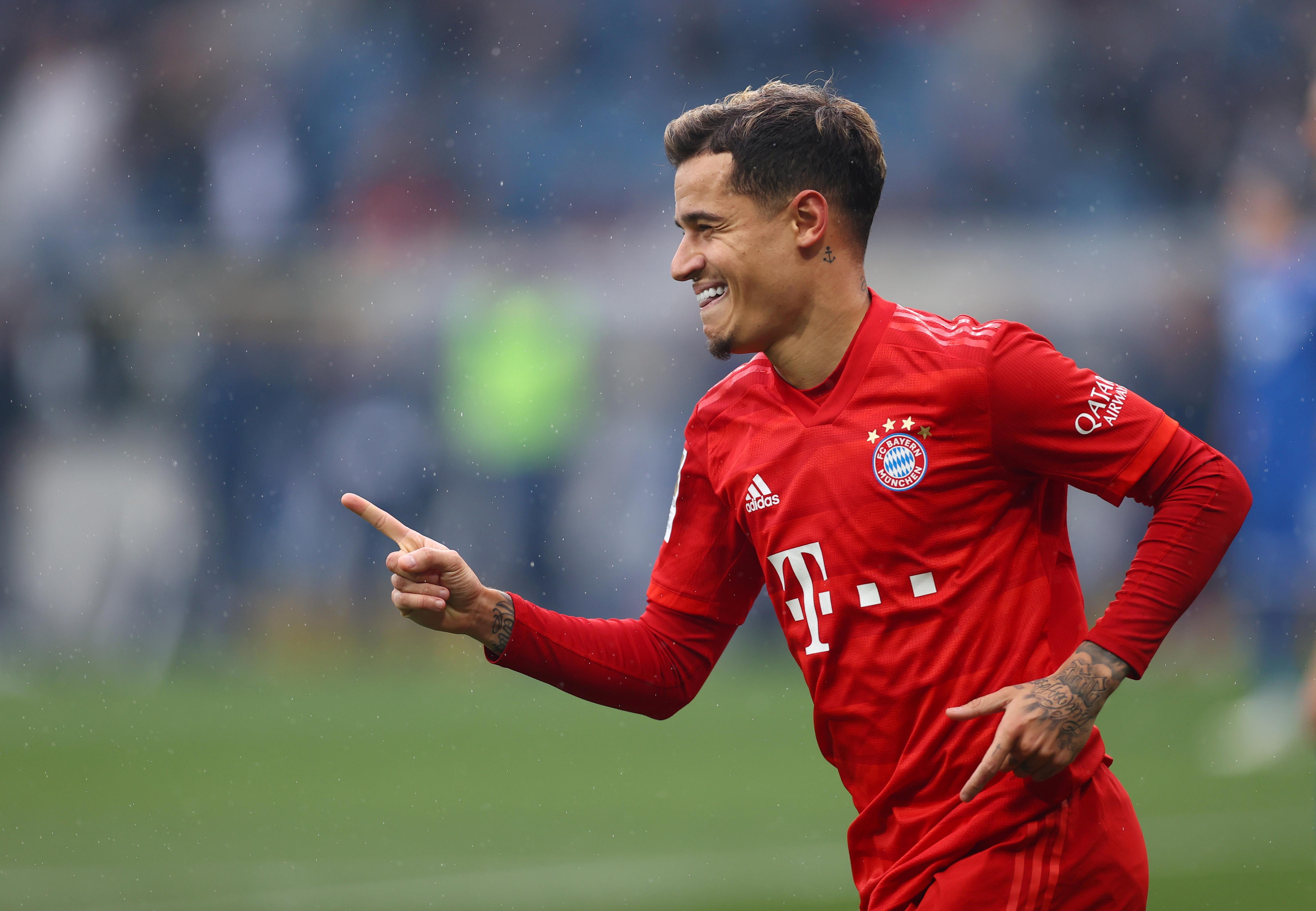 Sky: Bayern förlänger med Coutinho – vill ha brassen i CL