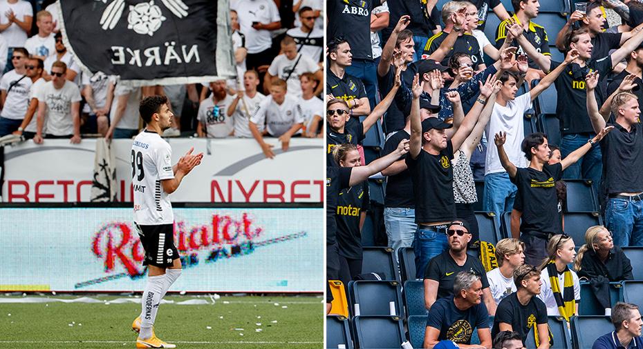 Örebro utökar åskådarantalet - AIK-fans välkomnas