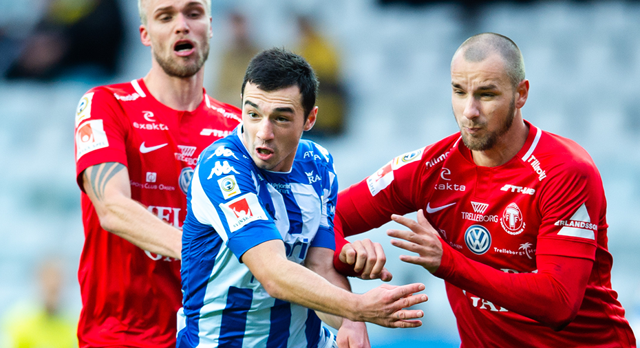 Officiellt: IFK Göteborg förlänger med succéanfallare