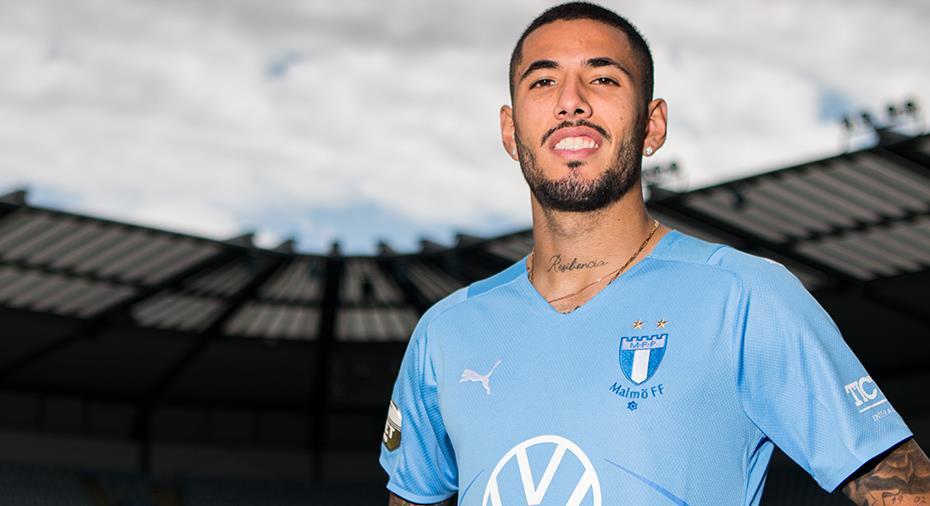 """Sergio Peña är MFF:s nye peruan: """"Klart att du ska gå dit, sa han"""""""