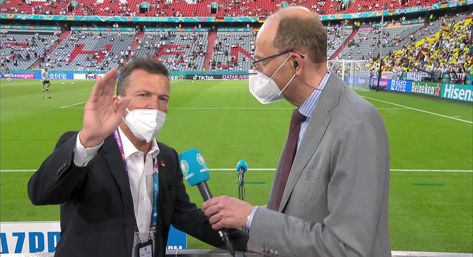 """TV: Legendarens hyllning - och passning - till Zlatan: """"Kommer aldrig förlåta dig!"""""""