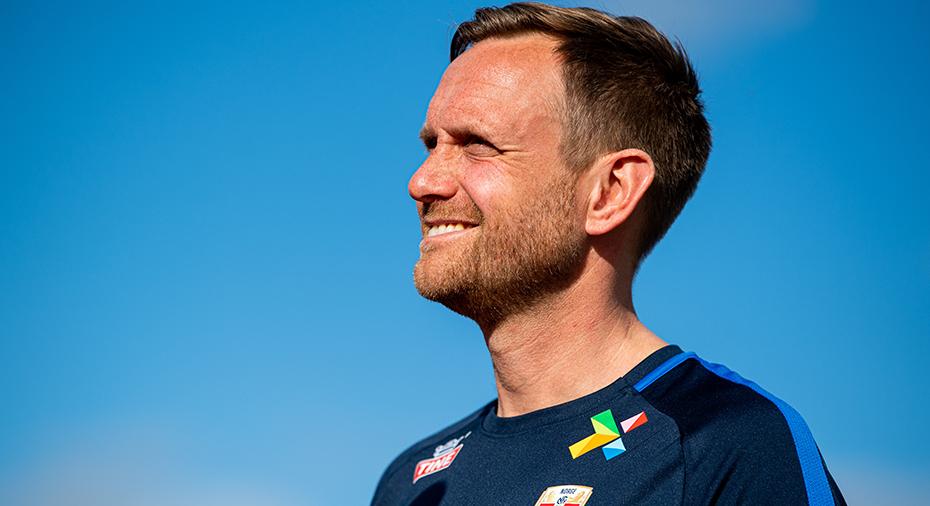 """Sjögren förlänger med norska landslaget: """"Väldigt glada"""""""