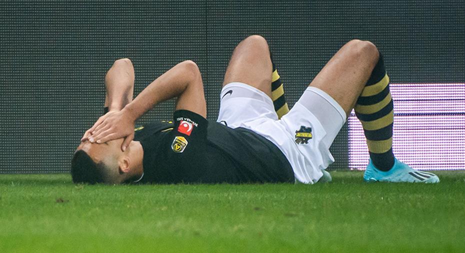 """Fortsatt fem frågetecken i AIK - Bahoui ser ut att missa FFF: """"I behov av mer rehab"""""""