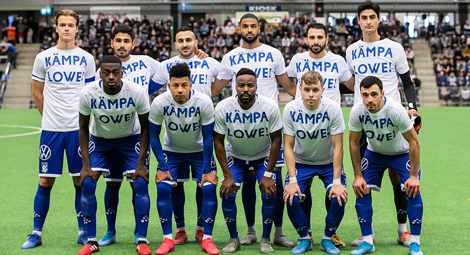 """IFK Göteborgs stöd till fysions leukemisjuka son: """"Lowe är en jäkla krigare"""""""