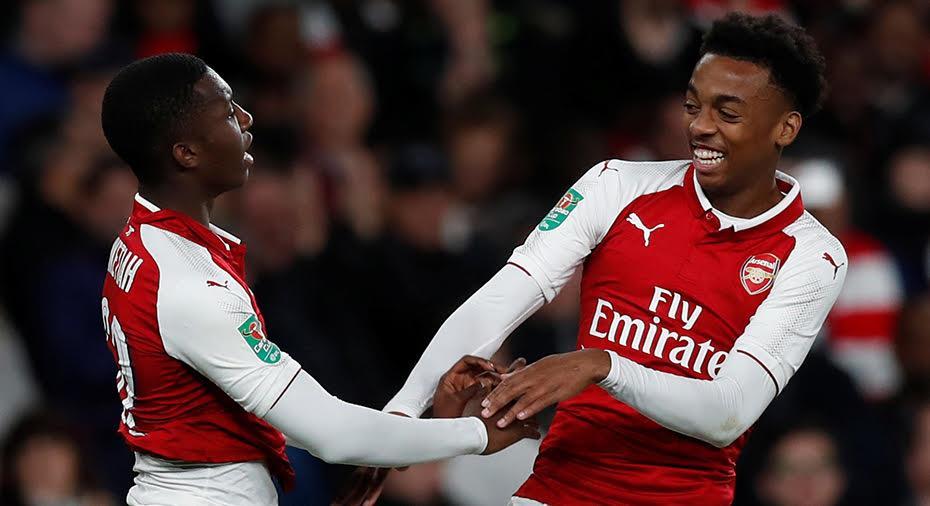 JUST NU: U-landslagsmannen från start - så ställer Leeds och Arsenal upp