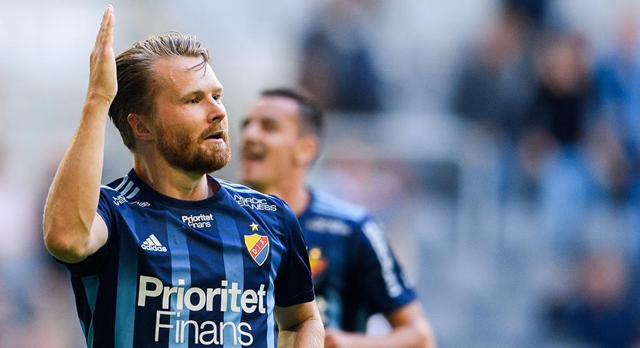 "Djurgården-backen om målformen: ""Inte varit helt nöjd med min produktion"""