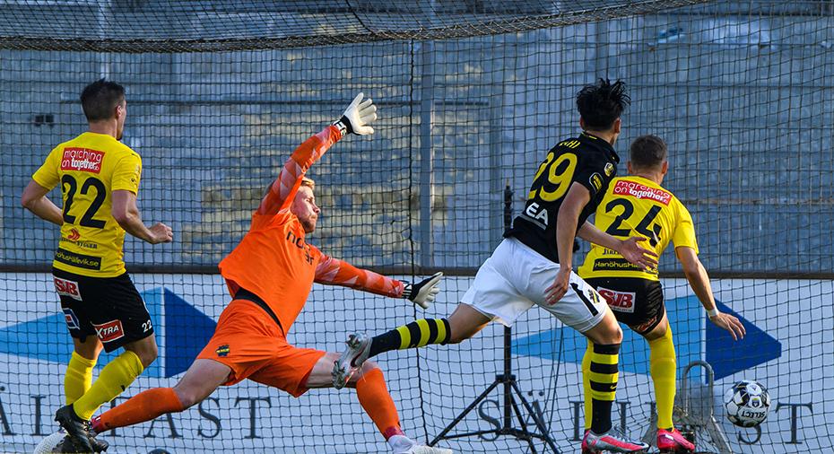 JUST NU: Mjällby gör 3-1 - stor uppförsbacke för AIK