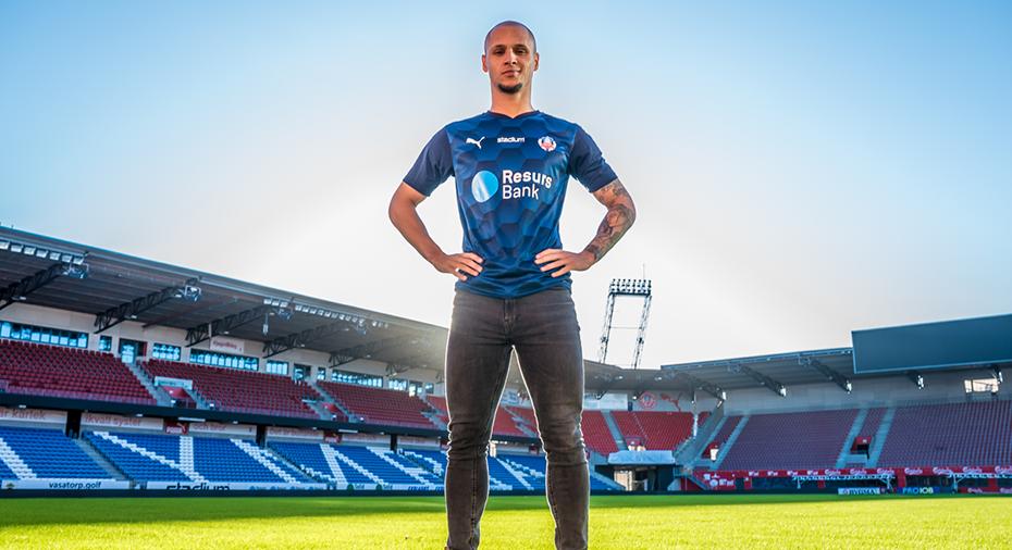 """HIF:s nederländska nyförvärv räds inte konkurrensen: """"Jag har 29 matcher i benen"""""""