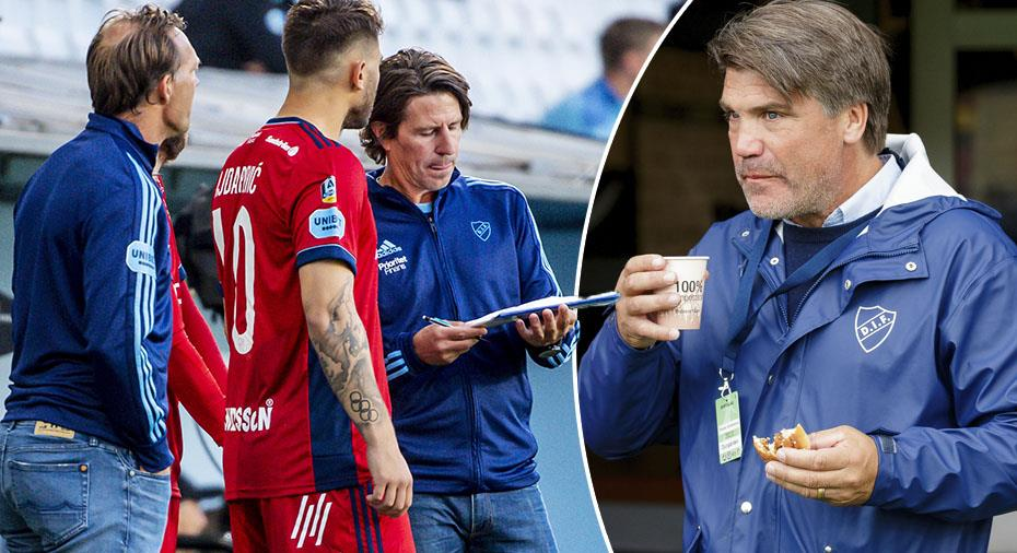 """Bergstrand uppges var beredd att lämna - sportchefen svarar: """"Kim var inte med i det"""""""