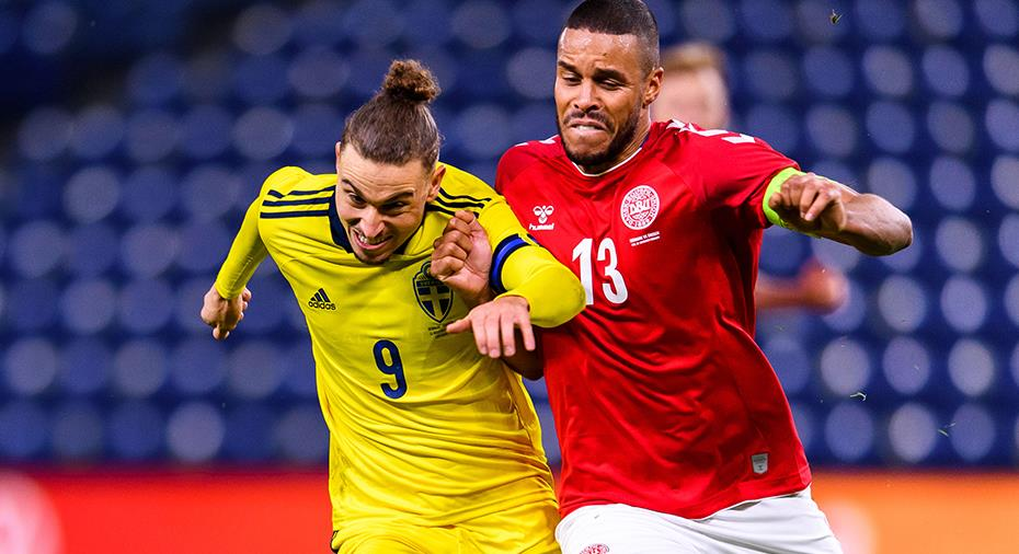 """Jordan Larsson valdes bort: """"Jag får bara acceptera min roll"""""""