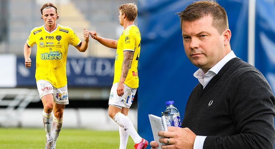 """IFK Norrköping väntar tufft motstånd mot Falkenberg: """"En vilda western-match"""""""